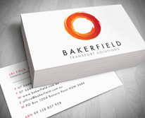 Burleigh Heads  Business Card Design