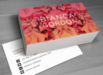 Business Cards Surfers Paradise