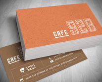 Sunshine Coastt  Business Card Design