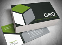 Byron Bay  Business Card Design