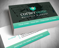 Currumbin  Business Card Design