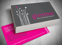 Miami  Business Card Design