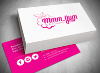 Surfers Paradise  Business Card Design