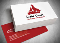 Logo + Business Card Design Gold Coast