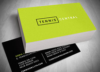 Cabarita  Business Card Design